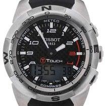 Tissot T-Touch Expert Rubber Black Dial