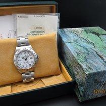勞力士 (Rolex) EXPLORER 2 16570 White Dial with Box and Paper