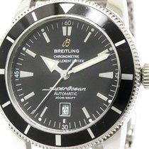 브라이틀링 (Breitling) Polished Breitling Super Ocean Heritage 46...