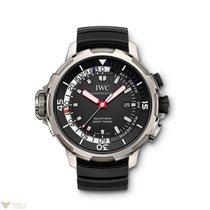 IWC Aquatimer Deep Three Automatic Men`s Watch