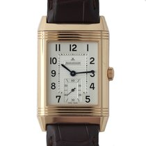 Jaeger-LeCoultre Grande Reverso 976 18k Rose Gold Watch W/ Box...