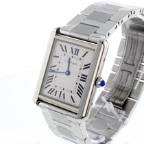 Cartier Tank Solo  Quartz W5200014 Mid-Size WATCH