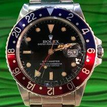 勞力士 (Rolex) GMT - Master Ref. 16750 Top/Papiere/ LC100