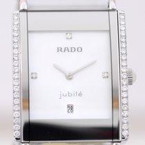 Rado Diastar Lady white MOP dial Diamond Edelstahl Ceramic...