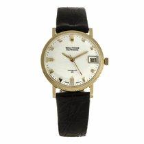 Waltham 14k Gold Vintage Selfwinding Incabloc 25 Watch