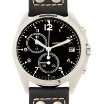 Hamilton Khaki King Scuba Stainless Steel Black Quartz H76512733