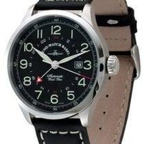 Zeno-Watch Basel Retro Tre GMT Dualtime