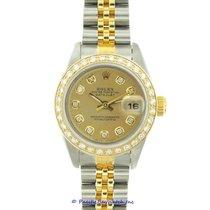 Rolex DateJust Ladies 79173 Diamond Watch