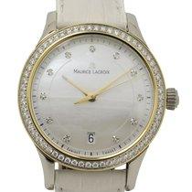 Maurice Lacroix Les Classiques 73 Diamonds Lady Watch LC1026-P...