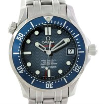 Omega Seamaster 300m Co-axial James Bond Midsize Watch 2222.80.00