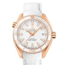 Omega Planet Ocean 600 M Omega Co-Axial 42mm Red Gold 18K