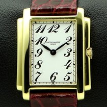 Patek Philippe Gondolo Ladies, ref 4824, 18 kt yellow gold,...