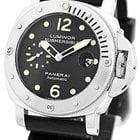 """Panerai Gent's Stainless Steel  44mm """"Luminor Submersi..."""