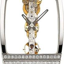 Corum Golden Bridge 18k White Gold & Diamonds 50th...