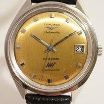 Longines Ultra-Chron Chronomètre en  acier, automatique, date,...