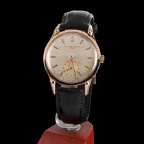 Vacheron Constantin Classic Rose Gold Manual Winding Men Size