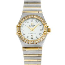 Omega Watch Constellation Mini 1267.75.00