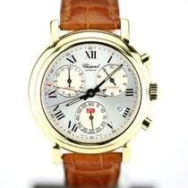 Chopard — Chopard Mille Miglia Chronograph Gold Ref 2250 —...