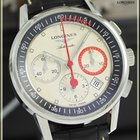Longines Column Wheel Chronograph Record Automatic 41 mm Mens...
