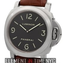 Panerai Luminor Collection Luminor Base Titanio 44mm Black...