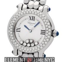 Chopard Happy Sport Classic Round 7 Floating Diamonds Diamond...