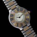 CartierMust De 21C Ladies Watch- Stainless Steel & 18K Gol