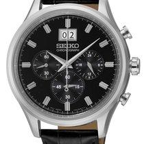 Seiko SPC083P2 Herrenuhr Chronograph Grossdatum