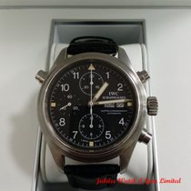 IWC IW3713 Dopplechronograph Steel Automatic 42mm Full set