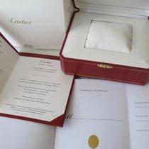Cartier Box mit Schmuckfach und Zertifikat