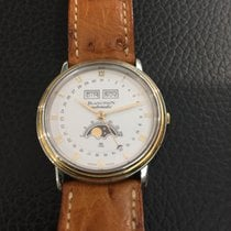 Blancpain Villeret  yellow gold  moon phases