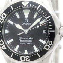 Omega Poilished Omega Seamaster Professional 300m Mid Size...