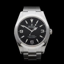 Rolex Explorer I Stainless Steel Gents 214270