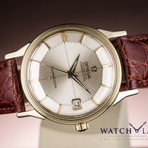 Omega CONSTELLATION CHRONOMETER AUTOMATIC DATE - PIE PAN
