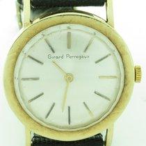 Girard Perregaux Vintage 14k Yellow Gold Mechanical 30mm...