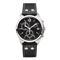 Hamilton Khaki Aviation Pilot Pioneer Chrono Quarz H76512733