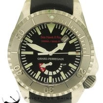 Girard Perregaux Sea Hawk Ii Pro Automatic Titanium Watch Ref...
