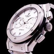 Hublot Classic Fusion Chronograph Titan 45mm Automatik Glasboden
