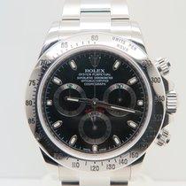 Rolex Daytona Black Dial 2014 Ref: 116520 FULL SET