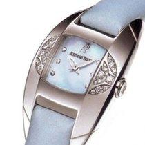 Audemars Piguet Dream Mother of Pearl Diamond Dial Blue Satin...