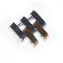 Breitling Pilotband Glied Link,Stahl/Rosegold 16 mm