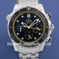 Omega Seamaster Regatta Diver 300m Co-Axil Chronograph