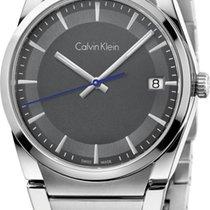 ck Calvin Klein STEP K6K31143 Herrenarmbanduhr Swiss Made
