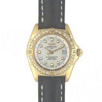 Breitling Zubehör - Lünette Diamond 0,42ct für Damen Breitling...