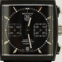 TAG Heuer Monaco Automobile Club Black steel