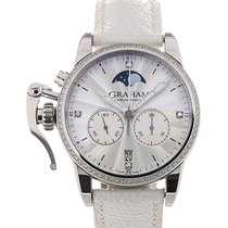 Graham Chronofighter Lady Moon 36 Quartz Moon Phase