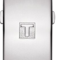Tissot T-Touch II Titaniumband PVD silber T605029367