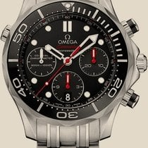 Omega Seamaster Diver 300 M Co-Axial Chronograph 41,5 мм