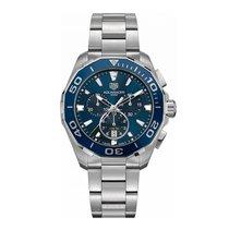 TAG Heuer Aquaracer 43mm Chrono Date Quartz Mens Watch Ref...