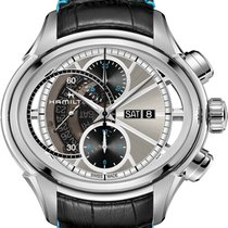 Hamilton Men's H32866781 Jazzmaster Face To Face II Watch