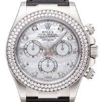 Rolex Cosmograph Daytona MoP Diamonds
